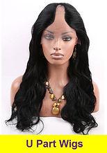 stock u part wigs