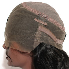 360 lace frontal wigs cap