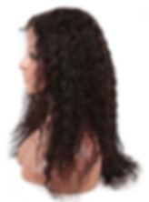 Deep Wave hair texture