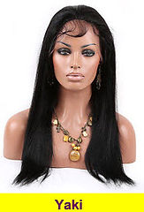 yaki glueless lace wig