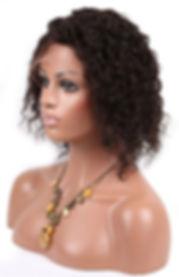 Deep Curly hair texture