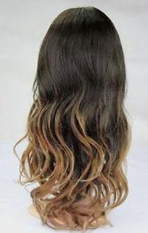 Light Wave hair texture