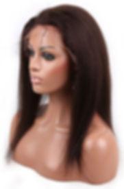 Italian Yaki hair texture