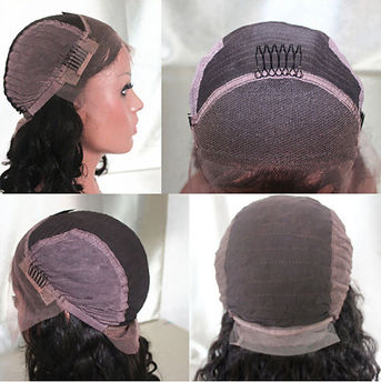 stock lace front cap