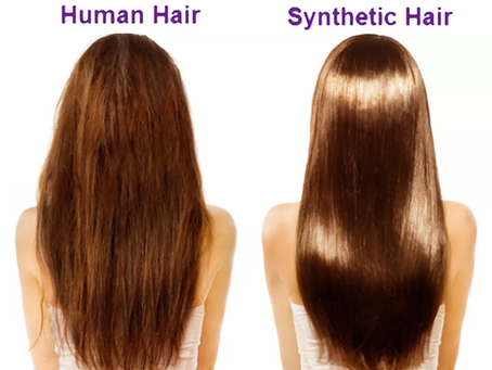 Six Reasons to Buy Human Hair vs Synthetic Hair