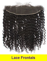 stock lace frontal