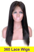 stock 360 lace wigs