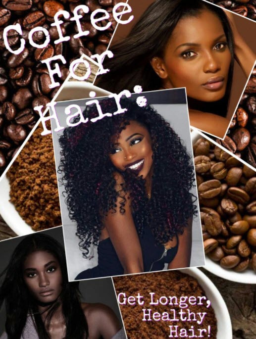 """Make that cup of Joe pay major hair dividends! Think more shine, more growth and even more strength! If any of those are what you are striving towards, have you ever considered adding coffee to your hair care routine?"""