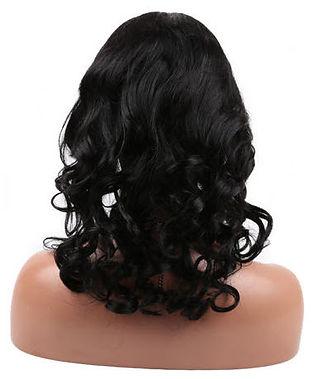 Big Curl hair texture