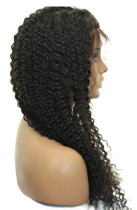 Kinky Wave Hair Texture