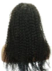 Kinky Wave Hair Texture