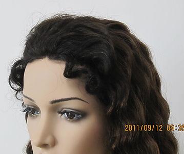 Glueless Cap four forehead