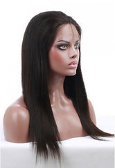 Light Yaki hair texture