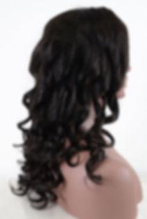 Loose Wave hair texture