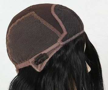 Glueless cap seven inside side