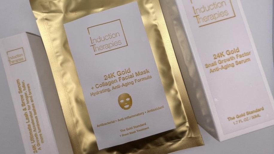 24K Gold Glamour Kit