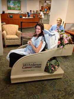 Leaving MDA after double mastectomy