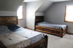 Cozy Cottage Upstairs Bedroom