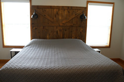 Country Cottage Master Bedroom