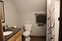 Cozy Cottage Upstairs Bathroom