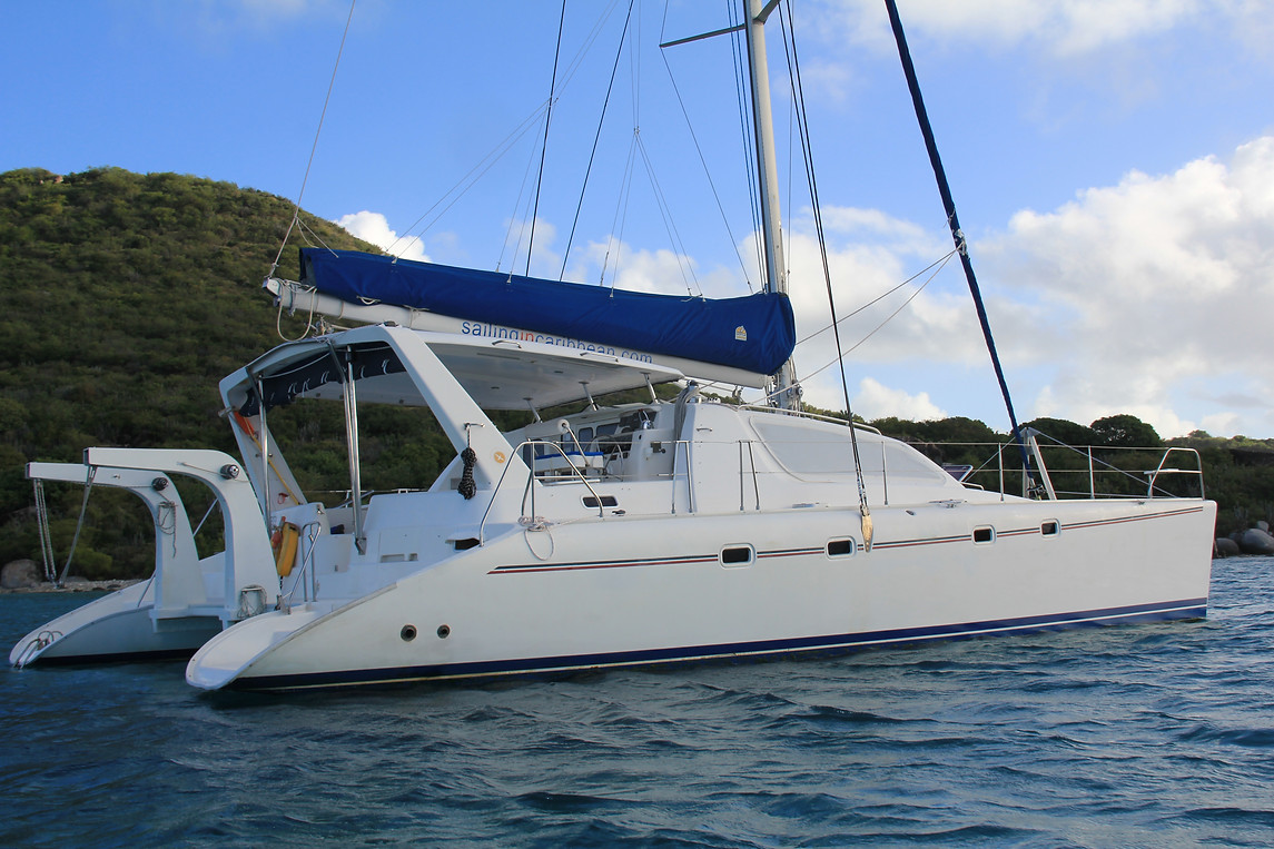 For Sale Robertson and Caine 2003 Leopard 47 for Sale