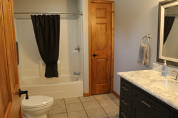 Country Cottage Master Bathroom