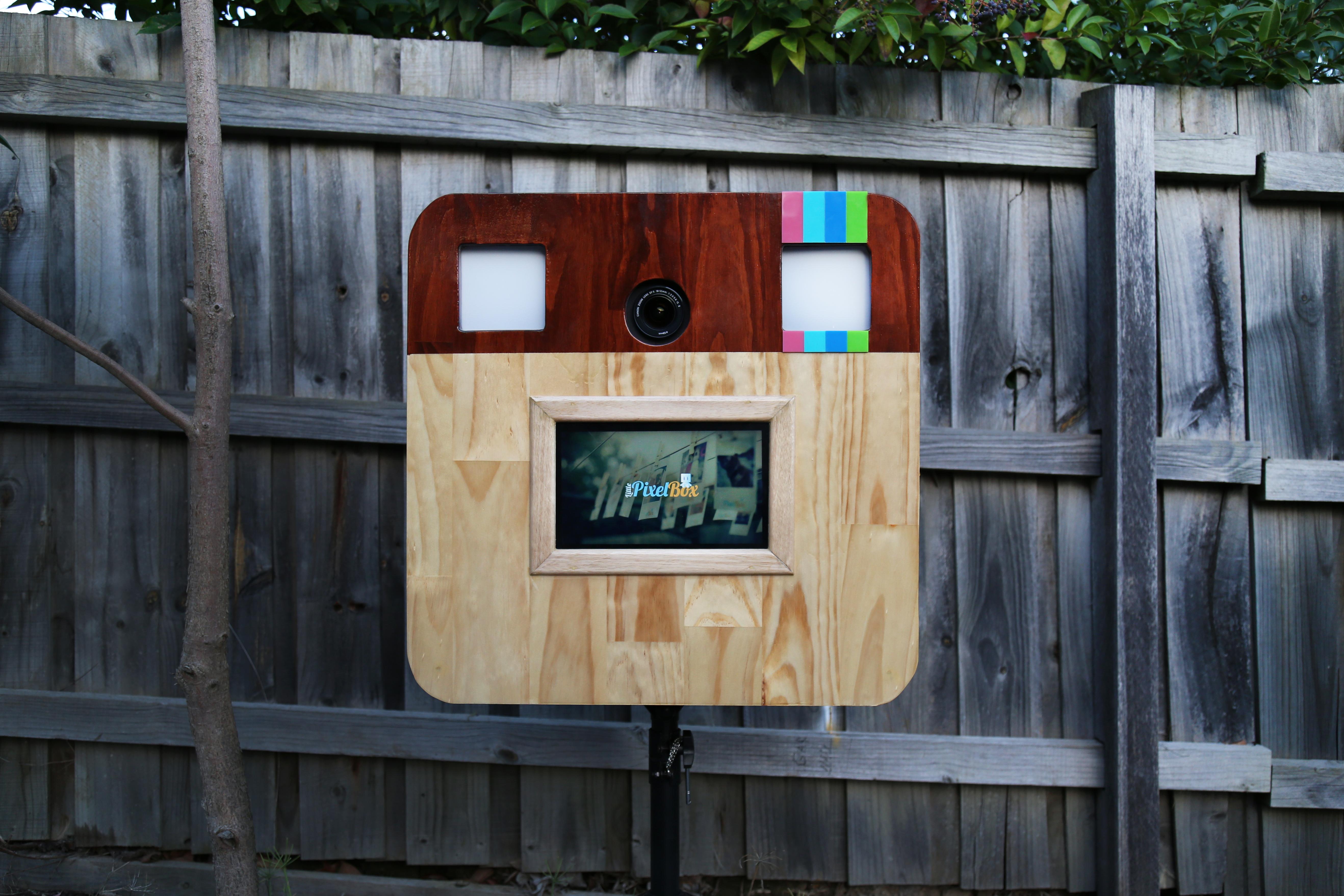 Open Booth Littlepixelbox