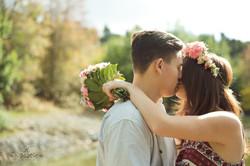 Melbourne Pre wedding shoot