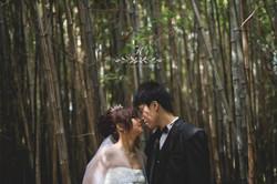 Botanical garden Melbourne wedding