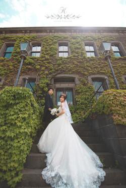 Barracks Wedding photography