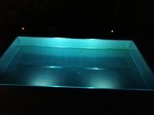Swimming Pool mit Unterwasserbeleuchtung
