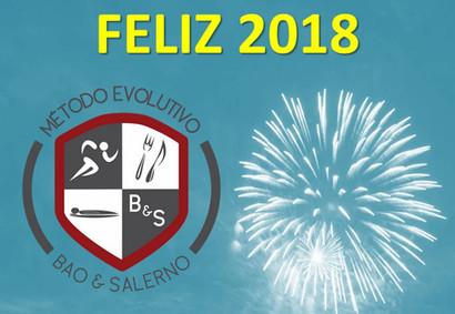Nosso desejo para 2018!