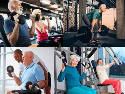 Treinamento de Força, Doenças Crônicas e Mortalidade.