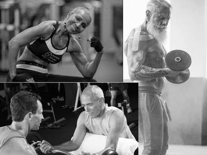 Músculos e Força Durante o Envelhecimento
