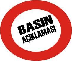 """BASIN AÇIKLAMASI:""""ECZACILAR DA DESTEK BEKLİYOR !"""""""