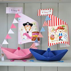 Pirate Sail boats
