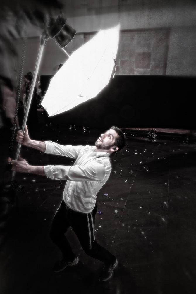 סנשו פנשו והמטריה