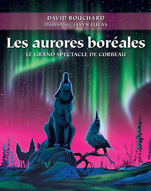 Les aurores boréales : Le grand spectacle de corbeau