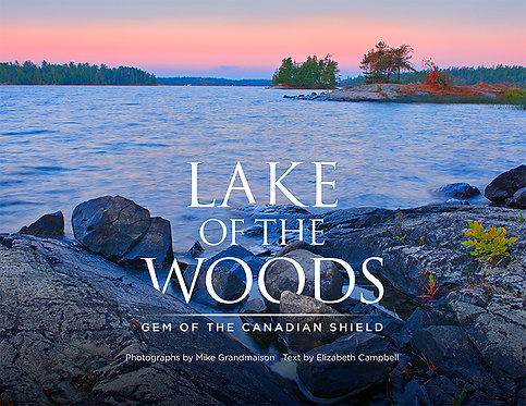 Lake of the Woods—Gem of the Canadian Shield