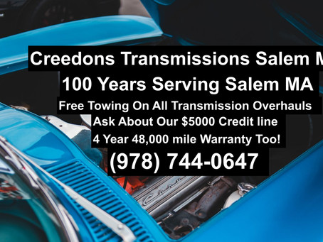 Maintaining Your Automatic Transmission