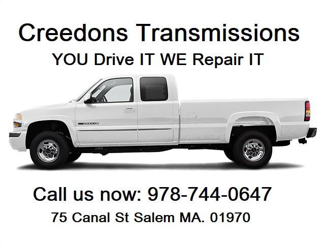 Creedons Transmissions GMC Truck