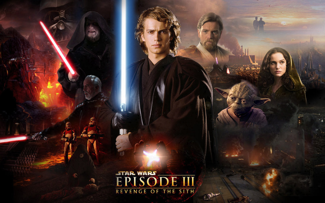 Top Five Revenge Of The Sith Moments