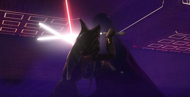 Review Star Wars Rebels A World Between Worlds