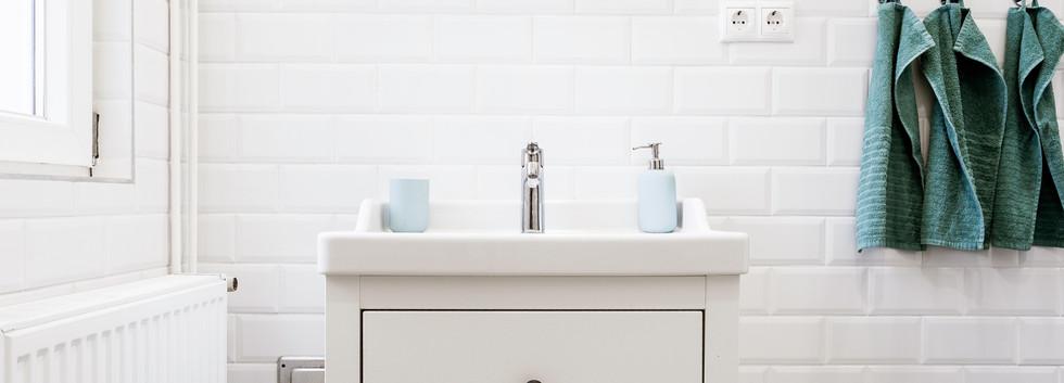 Bathroom refurb paddington