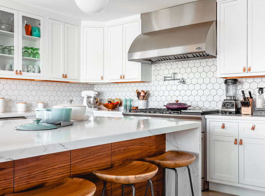 Kitchen Fitting in Fulham