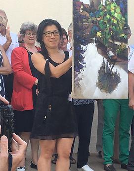 rendezvoussaintloup, festival peinture et de sculpture
