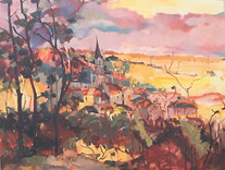 rendezvoussaintloup, festival peinture, deux-sèvres
