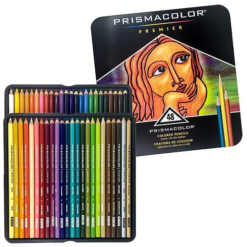 Prismacolor Premier Colored Pencils Set of 48