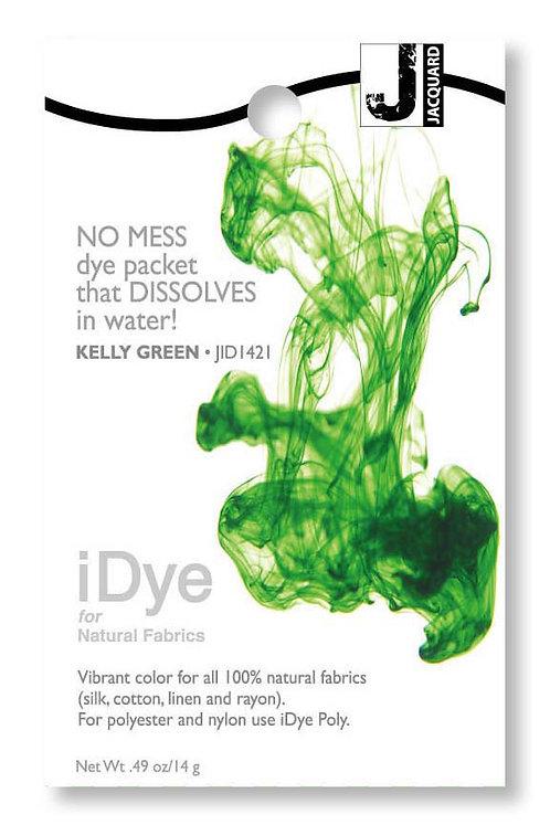 Jacquard iDye for Natural Fabrics