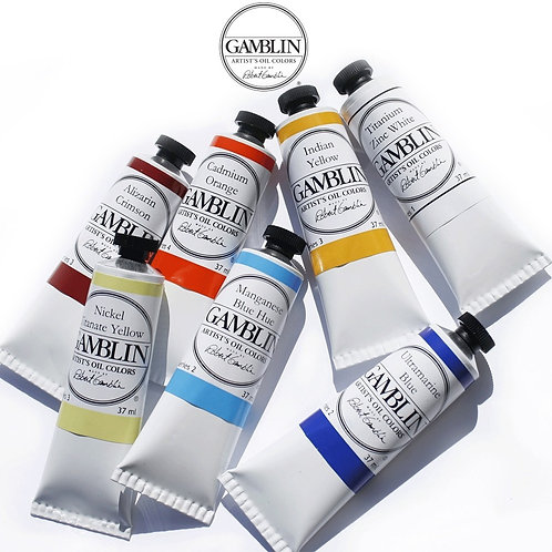 Series 5 Gamblin Oil Artist Colors 37mL